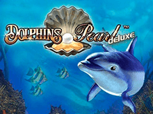 Dolphin's Pearl Deluxe - слоты Вулкан