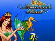 Слоты Вулкан Mermaid's Pearl