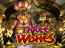 Автомат Three Wishes онлайн в клубе Вулкан