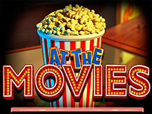 Онлайн автомат At The Movies в казино Вулкан