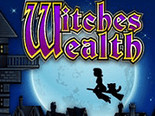 Выиграть в Witches Wealth на сайте Вулкан